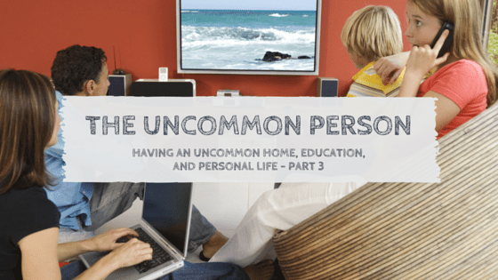 Uncommon Person