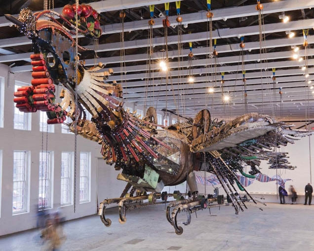 Image result for xu bing phoenix