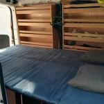 2 Amenagement Pour Installer Un Lit Et Dormir Dans Son Vehicule Sa Voiture Son Fourgon Son Camion Par Nomad Addict Peugeot Expert Nomad Addict