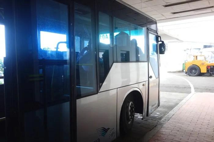 ガルーダ・インドネシア航空 バス