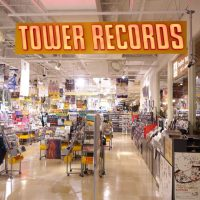 TOWER RECORDS外観