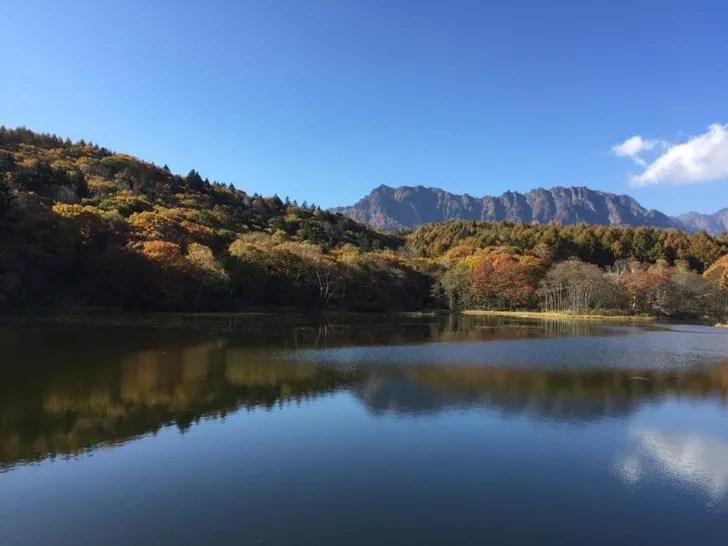 長野県の小鳥ヵ池