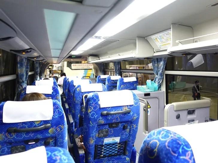 神戸から米子駅前のバス