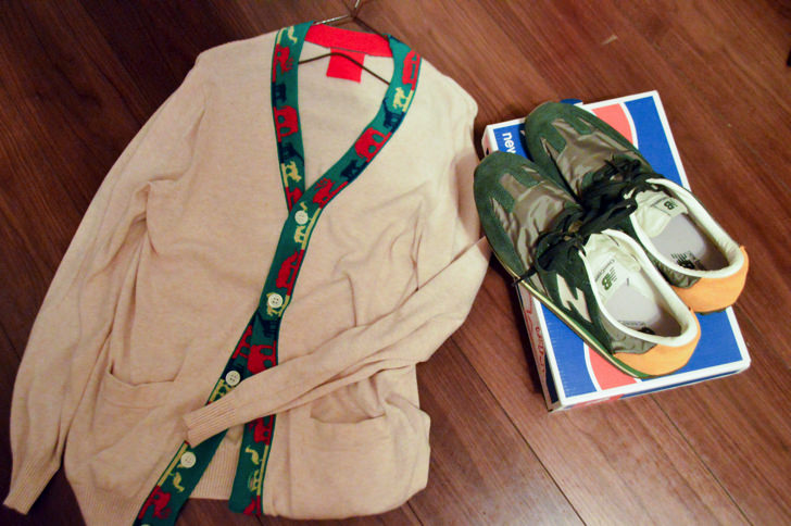 メルカリの出品|洋服と靴
