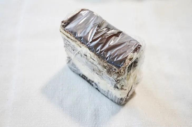 コストコのティラミス(小分け&冷凍保存2)
