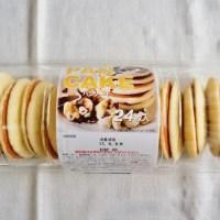 コストコの木村屋総本店のパンケーキ(パッケージ)