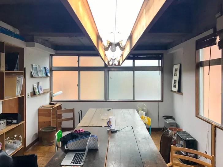 大石さんのオフィス