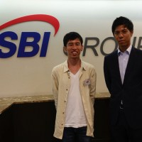 SBI証券 取材