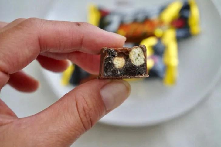 コストコのブラックサンダー ビッグシェアパック(お菓子の中身)