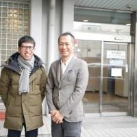 ブックサプライ代表取締役の薮田さんとノマド的節約術運営者松本