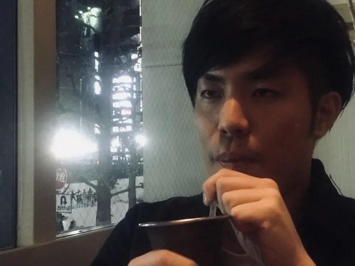 危機感について語る稲田ズイキさん