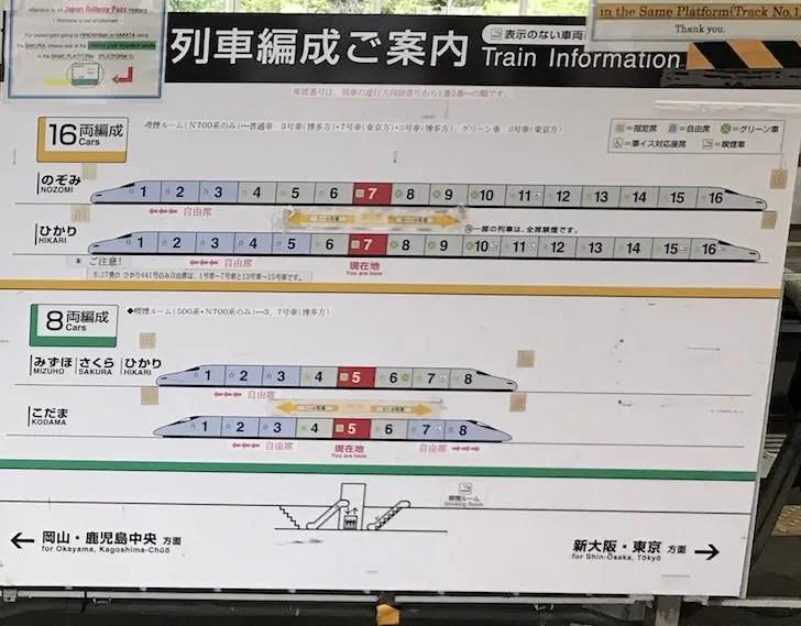 新神戸駅乗車位置