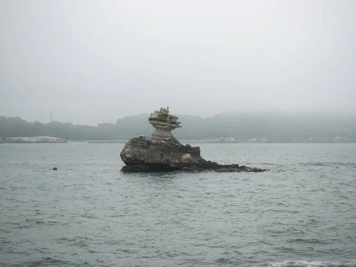 松島 遊覧船からの景色