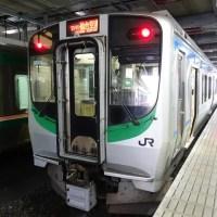 仙台空港アクセス線の電車