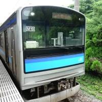 仙台駅から松島海岸駅への電車