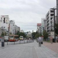 姫路駅から姫路城道順写真