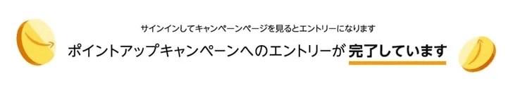 【Amazon初売り】ポイントアップキャンペーン