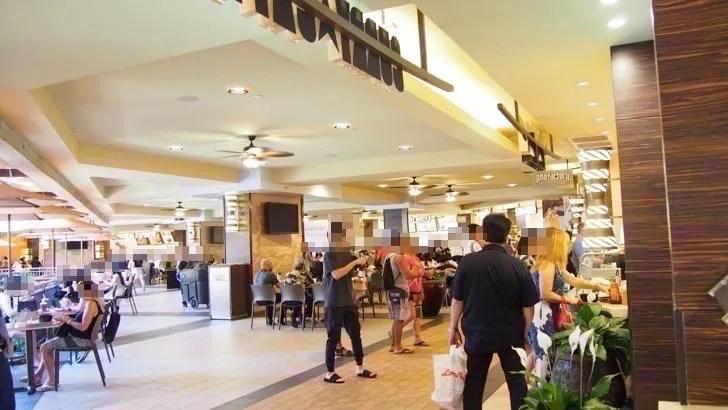 ハワイ・ワイキキにあるパイナ・ラナイ(店内の様子)