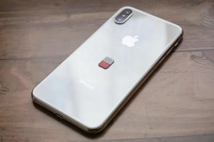 【Y!mobileでiPhoneを安く使うには】iPhone XとY!mobileのSIMカード