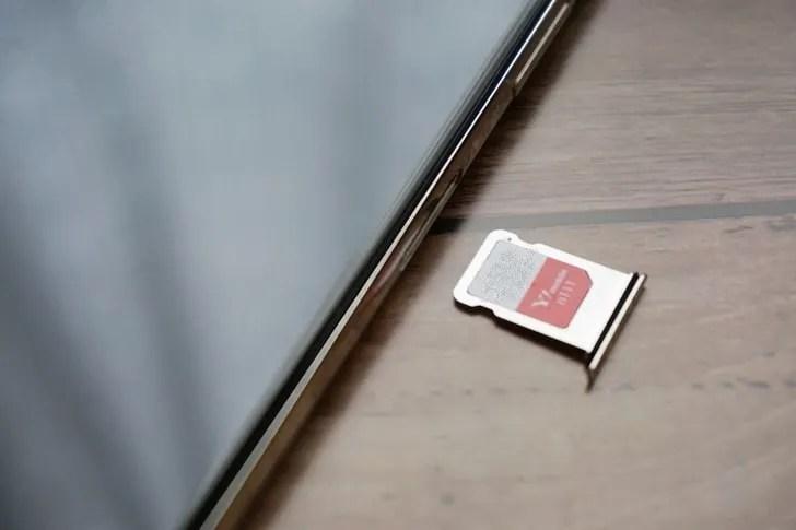 【Y!mobileでiPhoneを安く使うには】Y!mobileのSIMカードをiPhoneに入れる