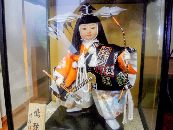 五月人形(武者飾り)
