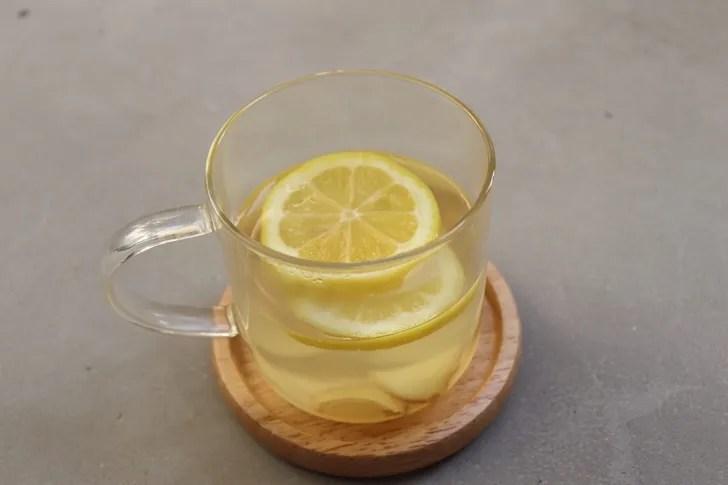 はちみつレモン生姜のレシピ画像
