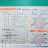 OD式適性検査の結果