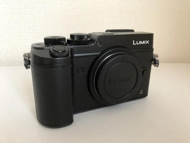 【写屋】買取希望のカメラ:Panasonic DMC-GX8