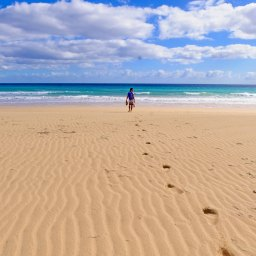 Fuerteventura in 4 days: dunes, beaches and volcanos