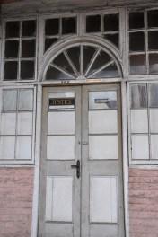door , Old Secretariat