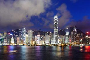 turismo em Hong Kong