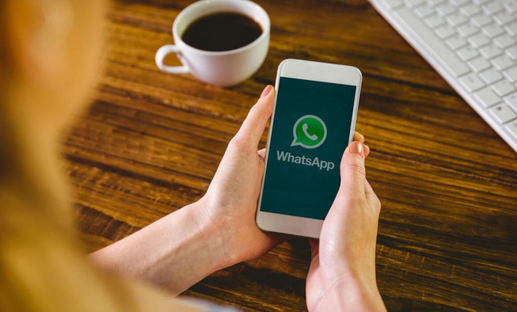 Abordagem de vendas por WhatsApp
