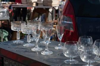 Кристални чаши