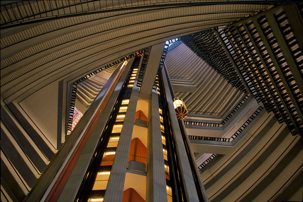Atlanta Marriott Marquis;