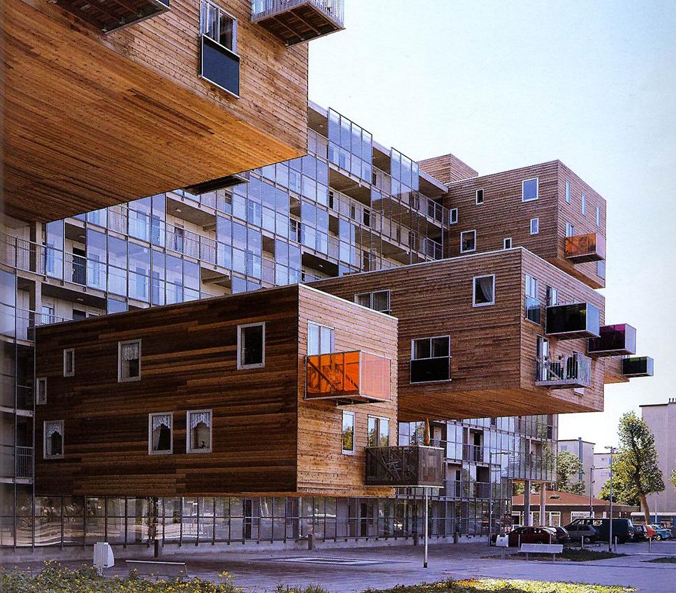 Apartments Around The World: 4 Gravity-defying Buildings Around The World