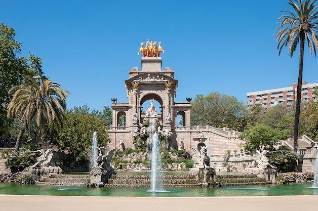 Barcelona_Parc_Ciutadella_cascada