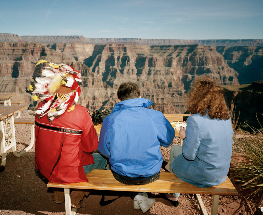 USA. Arizona. The Grand Canyon. 1994.