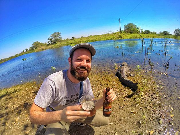 Pantanal Sul Matogrossense a caminho de Corumbá