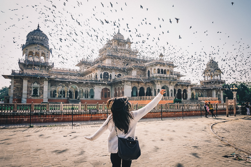 10 Fabulous Instagram Spots in Jaipur