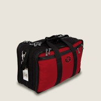One Bag Travel! Red Oxx Air Boss.