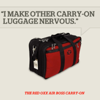 The Perfect Carry-On Luggage – Red Oxx Air Boss vs Tom Bihn Aeronaut