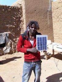 Solar start up