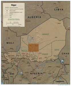 About Niger