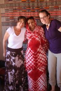 Sheri Hanna–a volunteer's experience
