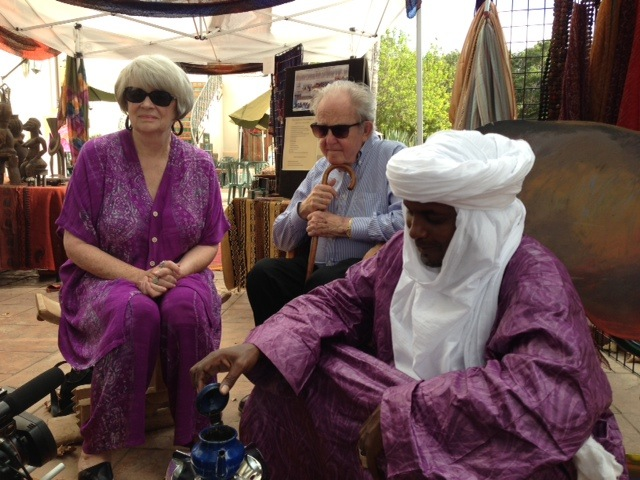 Tea with Sidi