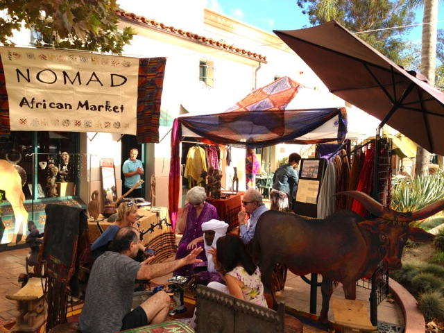 Nomad African Market