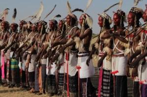 Traditions unchanged–Gerewol Tamaya