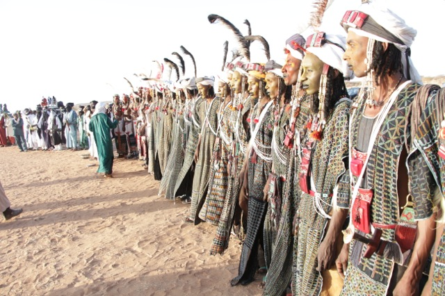 The Wodaabe came from three communities: Foudouk, Tedbouk and Taguedoumt.