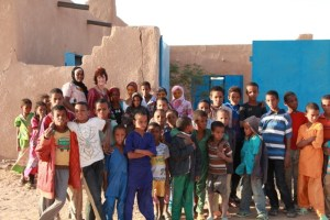 The students of Tamesna