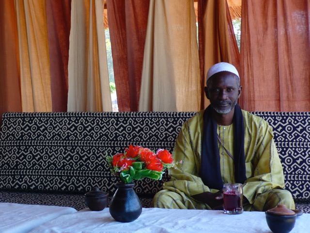 Abdoulaye Diallo, the Nomad Foundation Representative in Mali.